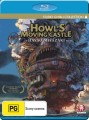 Howl's Moving Castle (Blu Ray)