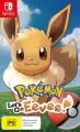 Pokemon Lets Go Eevee (Switch Game)