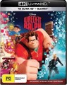 Wreck It Ralph (4K UHD Blu Ray)