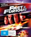 FAST AND FURIOUS 4 (BLU RAY)