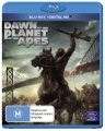 Dawn Of The Planet Of The Apes (Blu Ray)