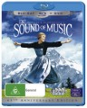 SOUND OF MUSIC (BLU RAY & DVD)