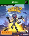 Destroy All Humans 2 Reprobed (Xbox X Game)