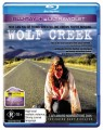 WOLF CREEK (BLU RAY)