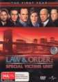 Law And Order SVU Special Victims Unit - Complete Season 1