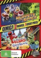 ELMO IN GROUCHLAND / MUPPETS FROM SPACE
