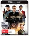 Kingsman - The Secret Service (4K UHD Blu Ray)