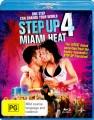 Step Up 4 - Miami Heat (Blu Ray)