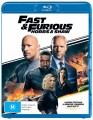Fast And Furious: Hobbs And Shaw (Blu Ray)