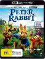 Peter Rabbit (4K UHD Blu Ray)