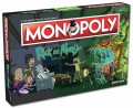 Rick And Morty Edition (Monopoly Board Game)