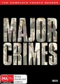MAJOR CRIMES - COMPLETE SEASON 4