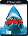 Jaws (4K UHD Blu Ray)