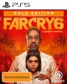Far Cry 6 Gold Edition (PS5 Game)