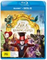 Alice Through The Looking Glass (Blu Ray)