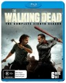 Walking Dead - Complete Season 8 (Blu Ray)