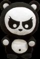 """Angry Panda - 10"""" (Plush Toy)"""