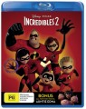 Incredibles 2 (Blu Ray)
