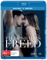 Fifty Shades Freed (Blu Ray)