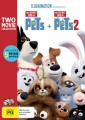 The Secret Life Of Pets 1-2