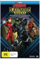 Avengers Assemble - Black Panthers Quest - Ghosts Of Wakanda
