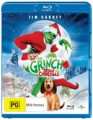 The Grinch (Jim Carrey) (BLU RAY)