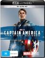 Captain America - The First Avenger (4K UHD Blu Ray)