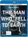 The Man Who Fell To Earth (40th Anniversary Edition) (Blu Ray)