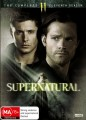SUPERNATURAL - COMPLETE SEASON 11