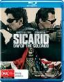 Sicario: Day of the Soldado (Blu Ray)