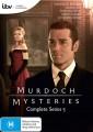 MURDOCH MYSTERIES - COMPLETE SEASON 5