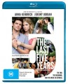 The Last 5 Years (Blu Ray)