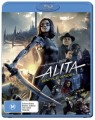 Alita: Battle Angel (Blu Ray)