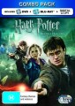 Harry Potter And The Deathly Hallows Part 2 (Blu Ray)