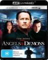 Angels And Demons (4K Blu Ray UHD)