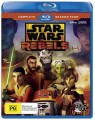 Star Wars Rebels - Complete Season 4 (Blu Ray)