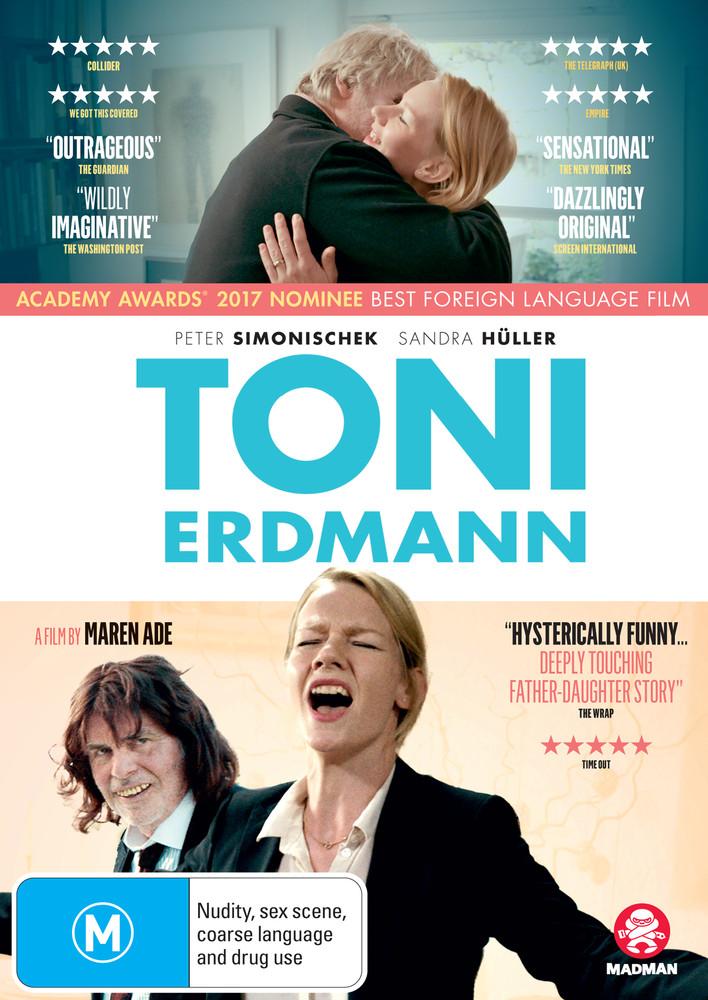 Toni Erdmann - film 2016 - AlloCiné