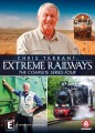 Chris Tarrant Extreme Railways - Complete Series 4