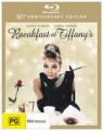 Breakfast At Tiffanys (Blu Ray)