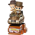 Back To The Future Part III - Marty McFly And Doc Brown (Cosrider Figure)