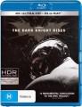 The Dark Knight Rises (4K UHD Blu Ray)