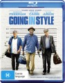 GOING IN STYLE (BLU RAY)