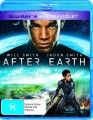 AFTER EARTH (BLU RAY)
