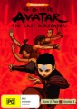 Avatar The Last Airbender - Book 3 Fire Volume 1